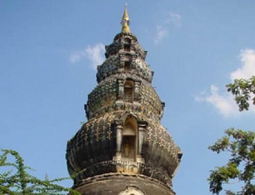 Wat Ku Tao : Attraction Temples in Chiang Mai
