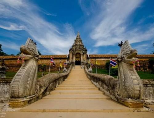 Phra That Lampang Luang Temple