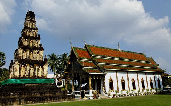 Jamdevi Temple, Wat Chamthewi