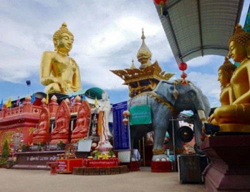 Package04 : Exclusive Package Tour Chiang Mai and Chiang Rai