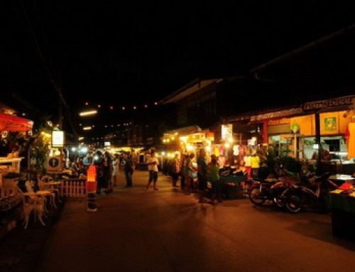 Attractions in Pai – Mae Hong Son Attractions
