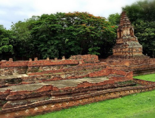Private Tour10 : Private Tour Wiang Kum Kam Explore the Lost City