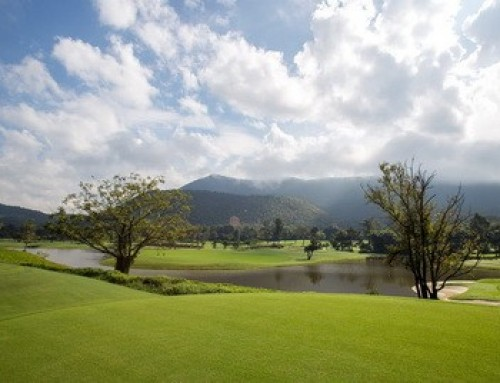 Golf01 : Alpine Golf Resort Chiangmai