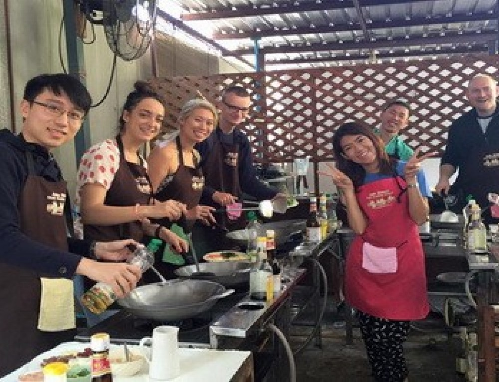 Cookery02 : Asia Scenic Thai Cooking School