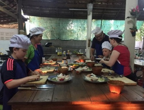 Cookery01 : Baan Thai Cookery School