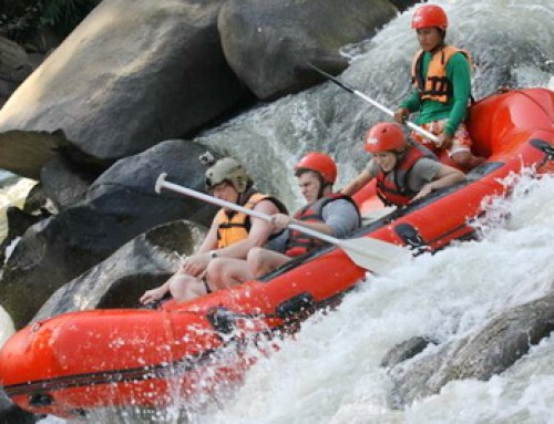 AD06 : Chiang Mai Rafting Adventure