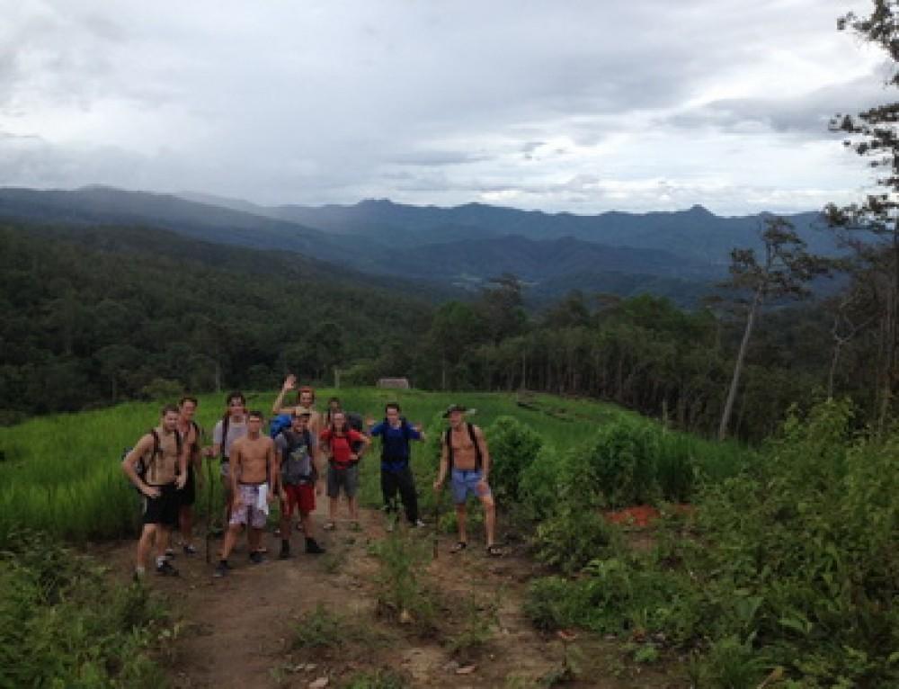 Chiang Mai Trek11 : 1 Day Chiang Mai Trekking Mae Wang Area