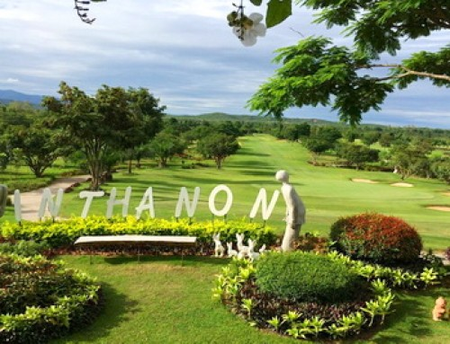 Golf05 : Chiang Mai Inthanon Golf and Natural Resort