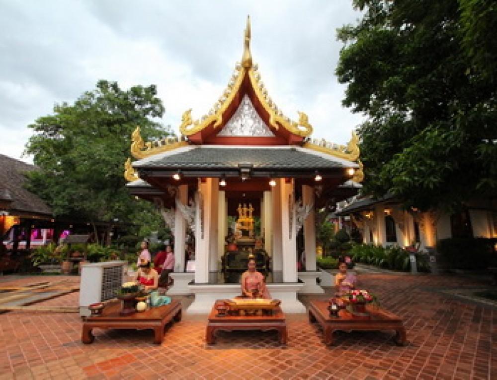 RES02 : Chiang Mai Khantoke Dinner : Khum Khantoke