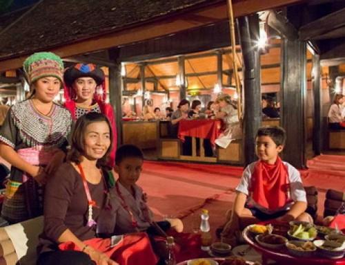 RES01 : Chiang Mai Khantoke Dinner : Old Chiangmai Cultural Center