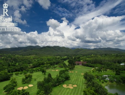 Golf06 : Royal Chiang Mai Golf Resort