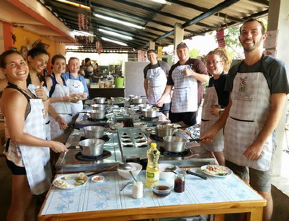 Cookery03 : Smart Cook Thai Cookery School