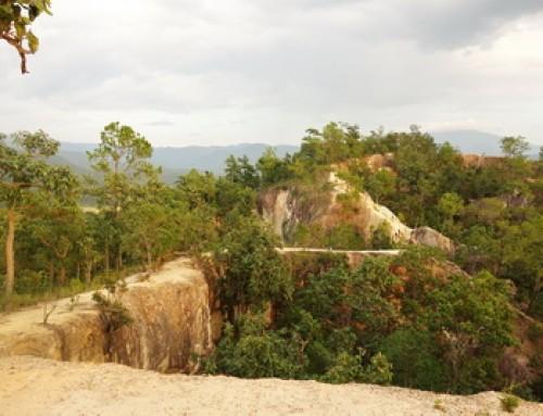 Pai Canyon or Kong Lan