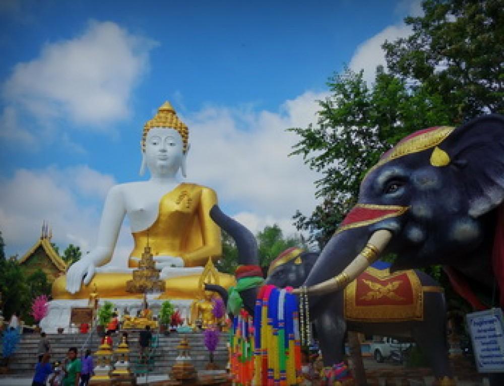 Phrathat Doi Kham Temple