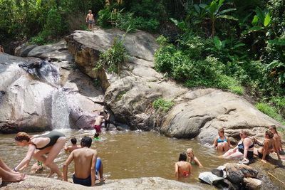 mor pang waterfall, morpang waterfall, mor paeng waterfall, mo paeng waterfall
