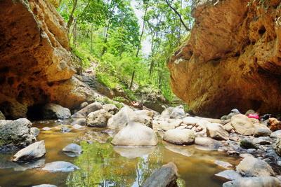 pam bok waterfall, pambok waterfall, pam bok waterfall in pai
