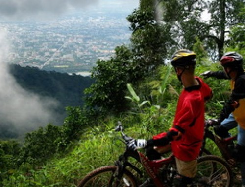 AD03 : Chiang Mai Moutain Bike Adventure