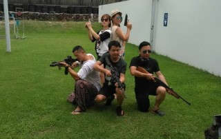 chiang mai shooting, chiang mai shooting range, shooting range in chiang mai