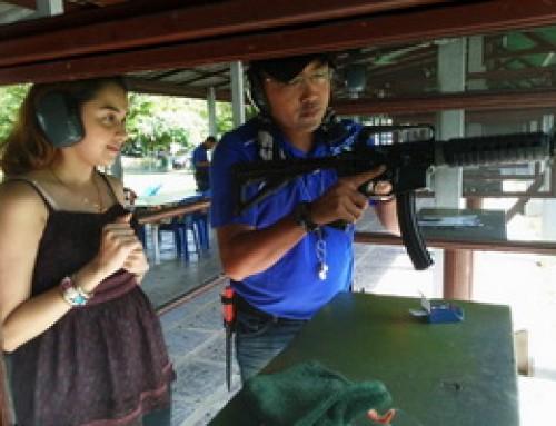 AD08 : Chiang Mai Shooting