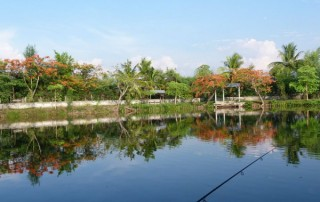 chiang mai fishing, chiang mai fishing park, fishing park in chiang mai