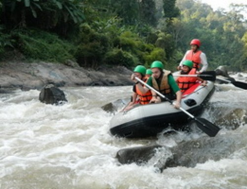 Kang Kued Whitewater Rafting