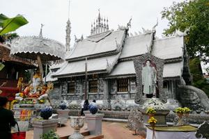 sri suphan temple, wat sri suphan, silver temple chiang mai
