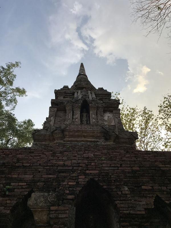 the ancient town of chiang saen, chiang saen ancient town, chiang saen ancient city, ancient town of chiang saen