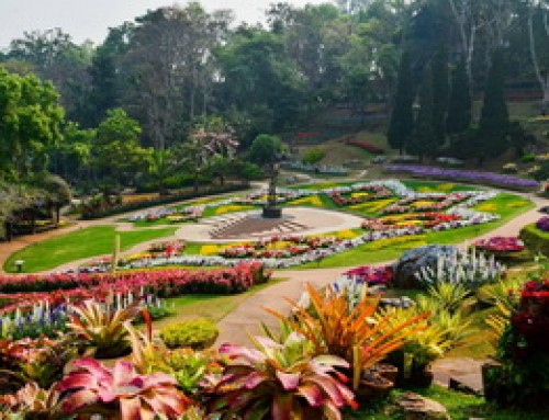 Doi Tung Palace
