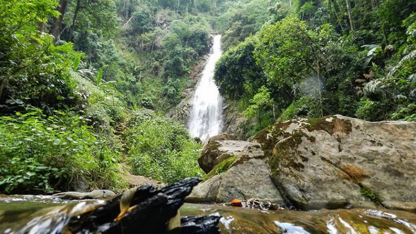 khun kon waterfall, khunkon waterfall, khun kon waterfalls, khunkon waterfalls
