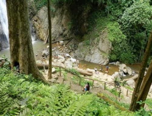 Khun Kon Waterfall