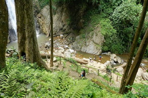 khun kon waterfall, khunkon waterfall, khun kon waterfalls, khunkon waterfalls