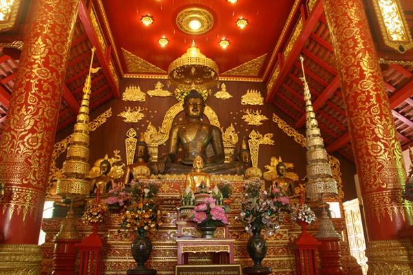 wat phra kaew chiang rai, wat phra kaew chiangrai, wat phra kaew, phra kaew temple chiang rai, phra kaew temple chiangrai