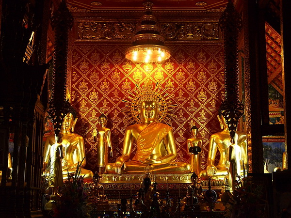 wat phra singh chiang rai, wat phra singh chiangrai, phra singh temple chiang rai, phra singh temple chiangrai