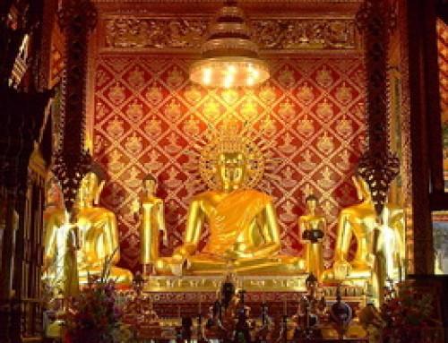 Wat Phra Singh Chiang Rai
