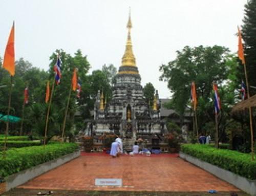 Wat Phrathat Mae Chedi