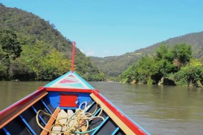 3 days chiang rai - tha ton – phu chi fah tour