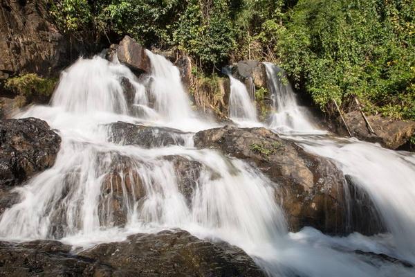 pha suea waterfall, pha sue waterfall, phasuea waterfall, phasue waterfall