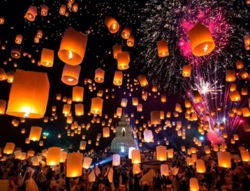 Event03 : Chiang Mai Khomloy Sky Lanterns Festival 2019