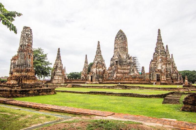 ayutthaya historical park, ayutthaya UNESCO world heritage, ayutthaya world heritage