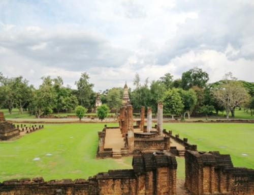Srisatchanalai Historical Park
