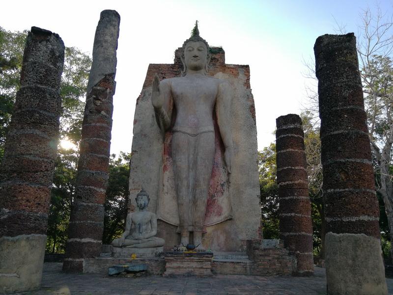 sukhothai historical park, sukhothai, sukhothai unesco world heritage, sukhothai world heritage