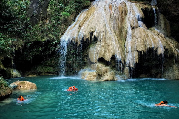 koh luang waterfall, mae ping national park, mae ping, maeping national park, mae ping forest park