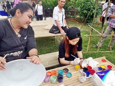 dhanabadee ceramic museum, ceramic museum, dhanabadee ceramic museum lampang, ceramic museum lampang