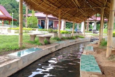 mae chok hot spring, mae chok mineral not spring, mae chok hot spring in phrae, mae chok mineral not spring in phrae