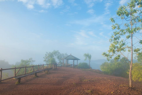 phrae, attractions in phrae, tourist attractions in phrae, phrae district, phrae province, national parks in phrae