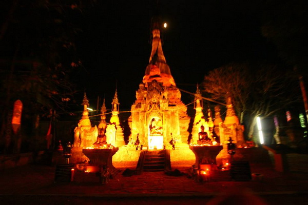 phrae, attractions in phrae, tourist attractions in phrae, phrae district, phrae province