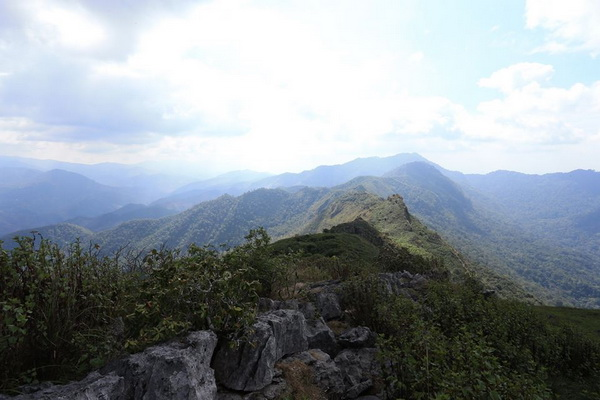 doi phu ka national park, doi phu ka national park in nan, doi phu ka national park nan province, doi phu ka