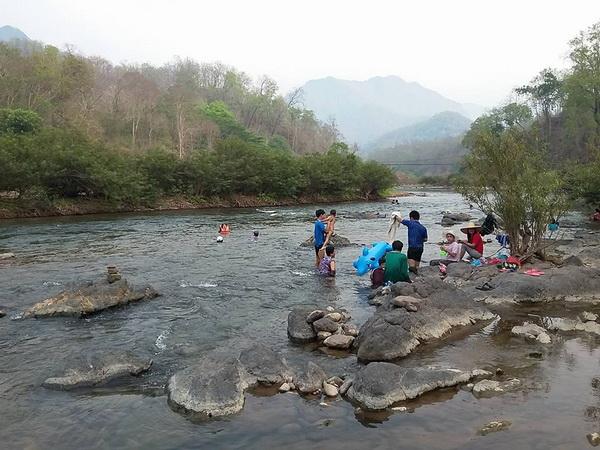 mae charim national park, mae charim, mae charim forest park, mae charim national park in nan