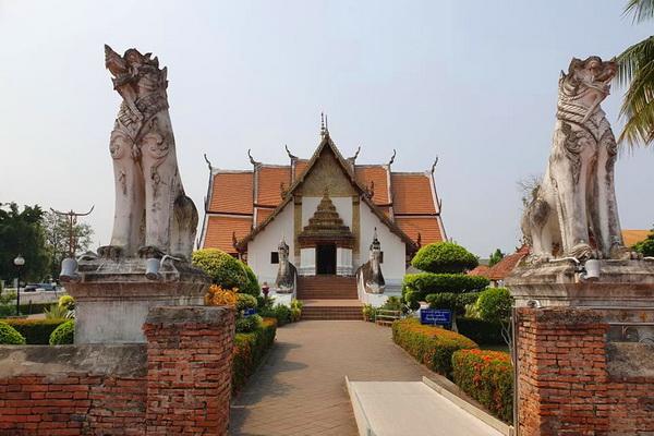 phumin temple, wat phumin, phumin temple in nan, phumin temple in nan province, wat phumin in nan, wat phumin in nan province