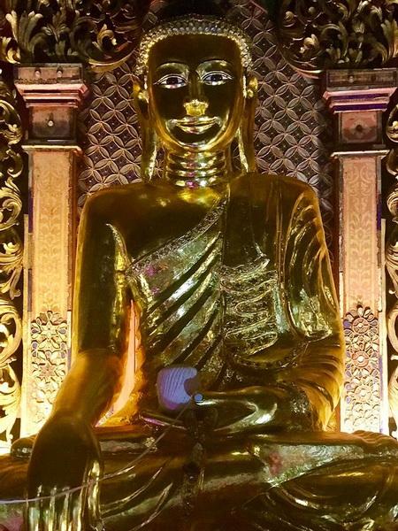 nantaram temple, wat nantaram, wat chong kha, wat chong nua, nantaram temple in prayao, wat nantaram in prayao